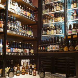 香港上环Craftissimo啤酒馆