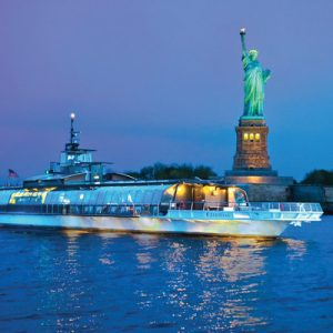 Bateaux纽约晚餐游船