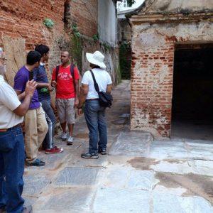 提普苏丹堡宫殿遗址徒步之旅
