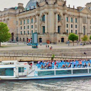 柏林观光游船