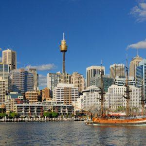 悉尼海港游船观光精品游