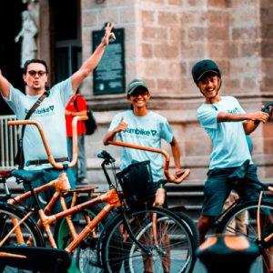 马尼拉王城区 竹制自行车骑行之旅
