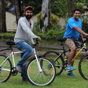 孟买晨间自行车探索之旅