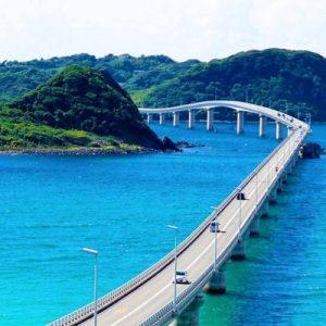 山口角岛大桥